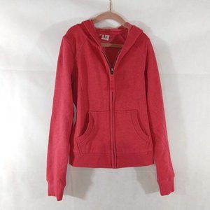 Boxercraft Hoodie Jacket – Red – Youth Sma…